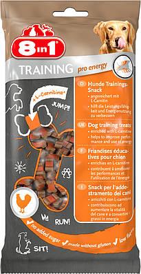 Лакомство 8in1 для собак Training Pro энергия 100 г