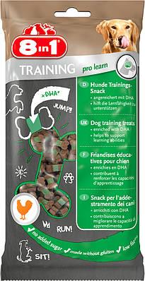 Лакомство 8in1 для собак Training Pro обучение 100 г