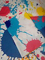 Постельное белье набор (3 предмета), клякса