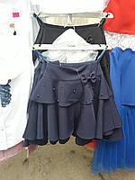 Стильная школьная юбка на девочку