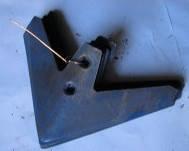 Лапа 270 мм (бор.шепетовка) КПС Борована