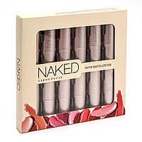 Помада Naked Urban Decay Retro matte lipstick (палитра - 12 штук)