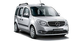Аеродинамічні обважування Mercedes Citan (2013+)