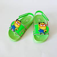Детские летние сандалии