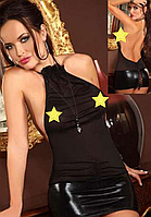 Сексуальное прозрачное платье, фото 1
