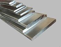 Полоса  алюминиевая   8 х 40мм  АД31, анод, без покрытия