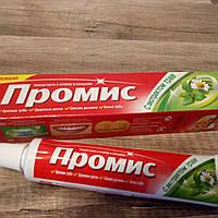 Зубная паста с экстрактом трав Промис Dabur Promise Toothpaste Herbal, 100г, фото 1