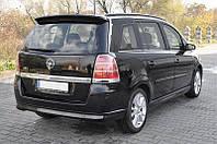 Верхний спойлер для Opel Zafira B
