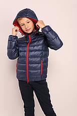 Детская весенняя куртка на мальчика Дени Нью Вери, фото 3