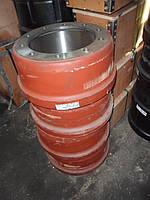 Тормозной барабан передний 3501571-4Е на самосвал FAW-3252, фото 1