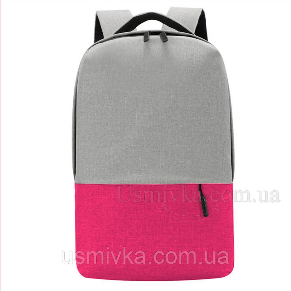 f595e350a84c Яркий городской рюкзак Shaolong + USB, цена 433,44 грн., купить в ...