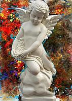 Скульптура ангел на могилу