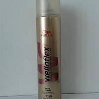 Лак для волос Wellaflex 400 мл. (Велла фиксация №5  )