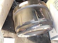 Барабан тормозной передний AZ9112440001 на самосвал HOWO, DONG FENG, FOTON, CAMC, фото 1