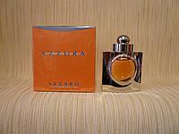 Azzaro - Azzura (1999) - Парфюмированная вода 4 мл (пробник) - Редкий аромат, снят с производства