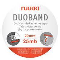Лента для пленок и мембран Ruukki DUOBAND (20мм x 25м)