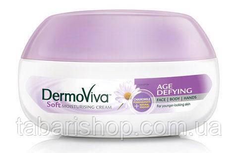 Крем омолаживающий Dabur Vatika DermoViva Age Defying Moisturising Cream, 70мл
