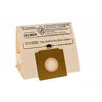 Бумажные пакеты для пылесоса (5шт)  IZ-2000.0290 ZELMER