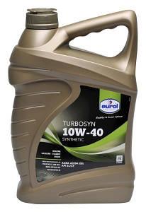 Масло Eurol Turbosyn 10w-40 4L