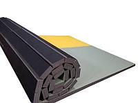 Спортивные РОЛЛ- маты для единоборств, толщина 43 мм