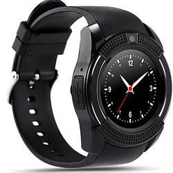 Смарт-часы Hoco Smart watch V8 Black