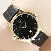 Мужские кварцевые наручные часы Emporio Armani