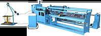 Автомат для изготовления полотна металлической сетки модели АСВ-3