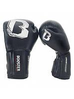 Перчатки боксерские Booster BT CHAMP Black 14oz, фото 1