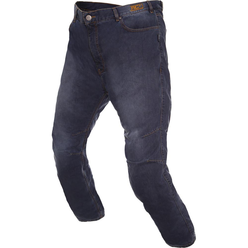 Джинсовые брюки Bering Elton King р.XXL (с кевларовыми вставками) текстиль blue