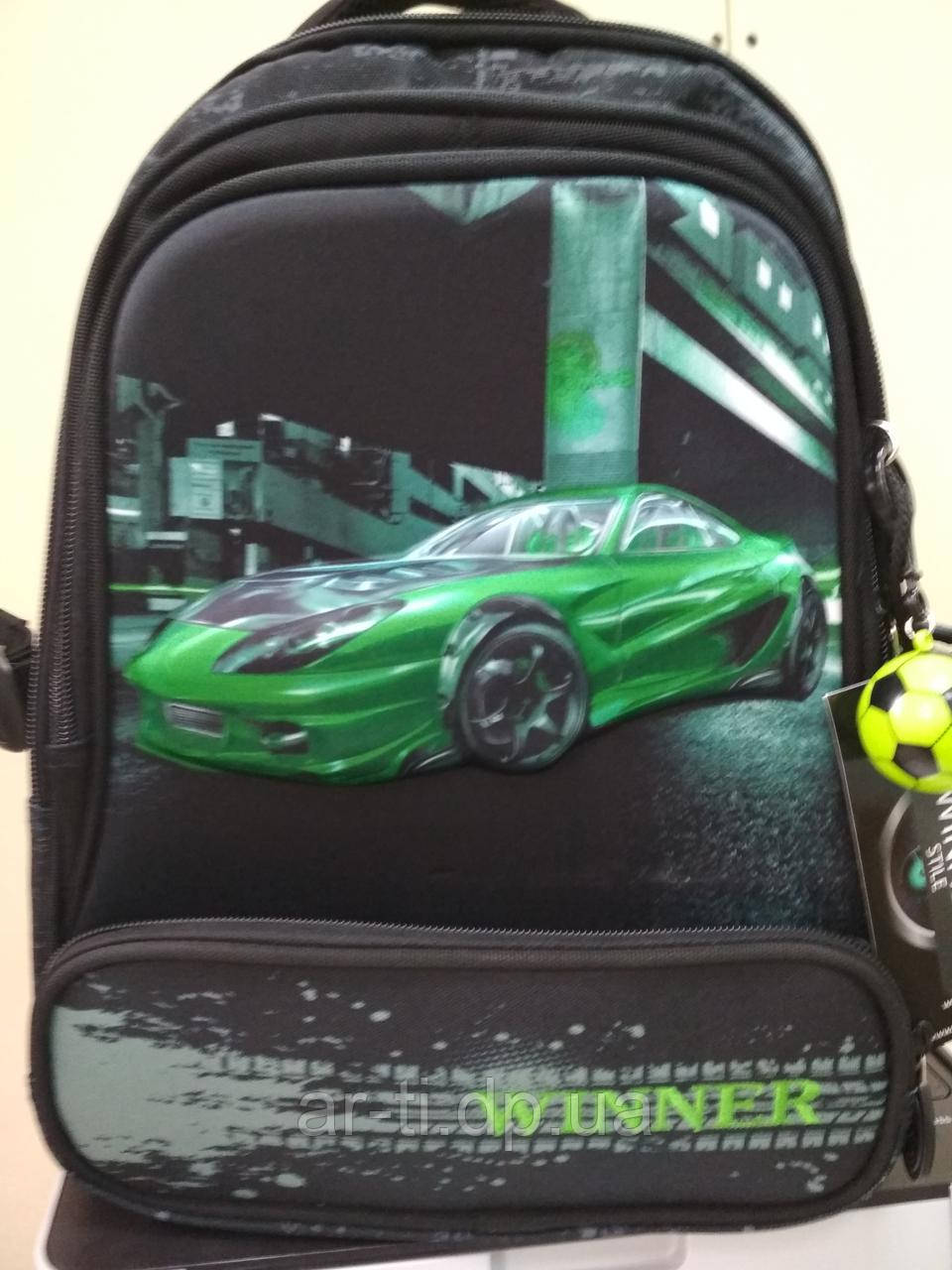 598dc9e99537 Рюкзак школьный с 3D рисунком