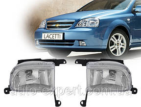 Противотуманные фары Chevrolet Lacetti/Optra/2004- (DLAA)