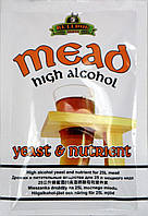 Дрожжи для медовых вин Bulldog Mead