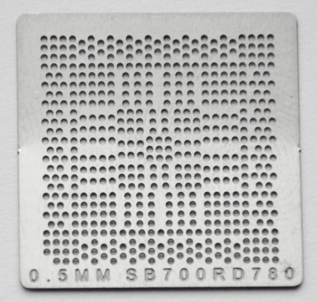 Трафарет BGA SB700, 215-0752001, 216-0674026