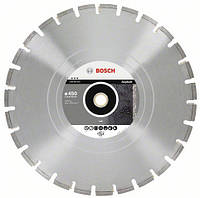 Круг алмазний Bosch Best for Asphalt 350 x 30/25,40 x 3,2 x 8 mm