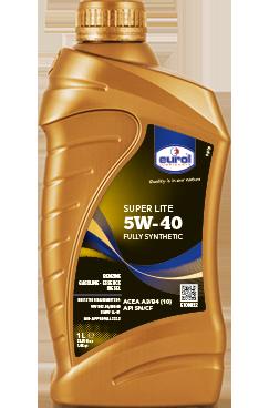 Масло Eurol Super Lite 5W-40 1L, фото 2