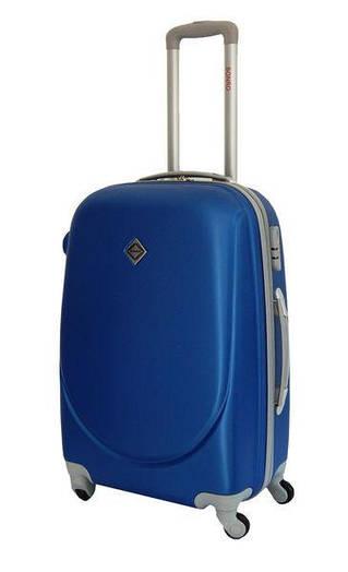Чемодан сумка дорожный Bonro Smile (большой) синий