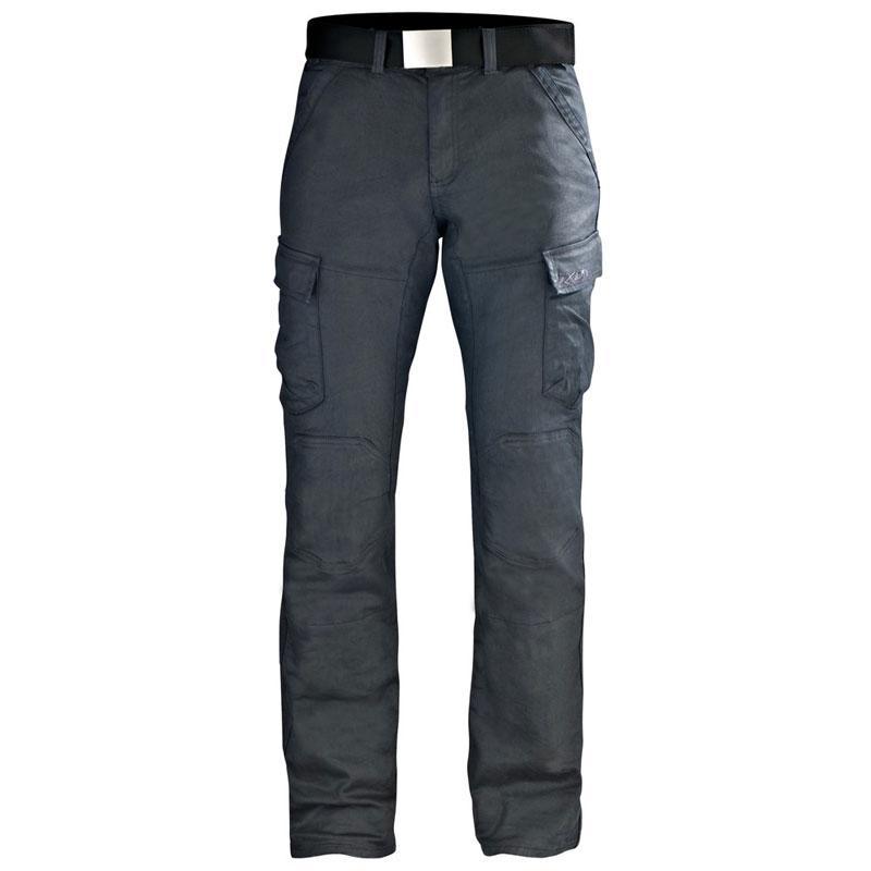 Джинсовые брюки Ixon Owen black р. 08-XXL (с кевларовыми вставками)