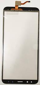 Тачскрин для Huawei Mate 10 Lite, Nova 2i, RNE-L01, RNE-L21 белый