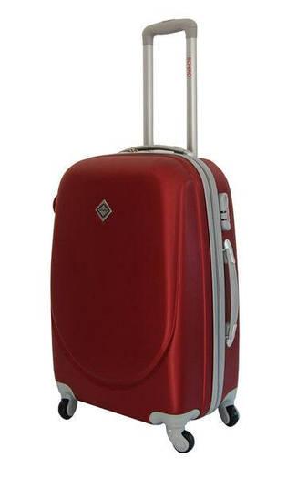 Чемодан сумка дорожный Bonro Smile (большой) бордовый