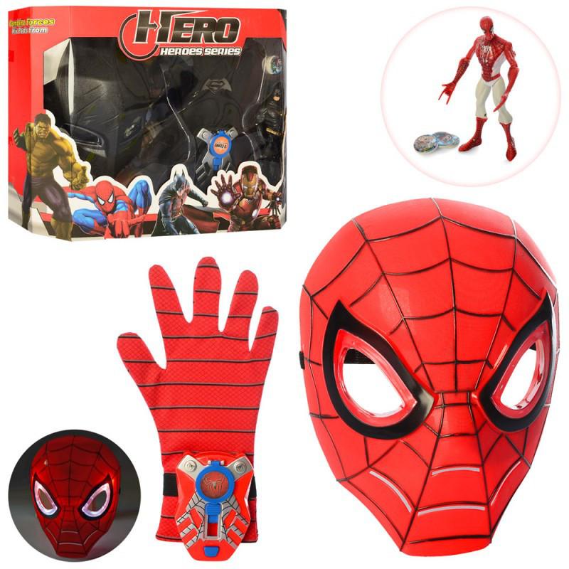 Игровой набор супергероя - Спайдермен / Бетмен, YK5990-1-5