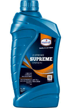 Масло Eurol 2T TTX Supreme Synthetic 1L