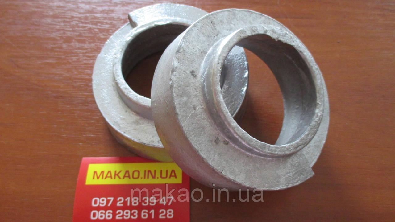Проставки увеличения клиренса задние (комплект) Geely MK/ Джили МК