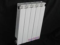 Биметаллический радиатор Алтермо ЛРБ 575*80*80 5 секций.