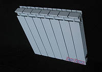 Биметаллический радиатор Алтермо ЛРБ 575*80*80 7 секций.