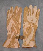 """Перчатки тактические DDPM кожа кенгуру. """"Сахара"""".Военные перчатки армии Великобритании, фото 1"""