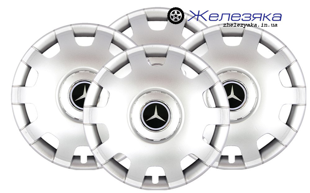 Колпаки на колеса R14 SKS/SJS №212 Mercedes-Benz