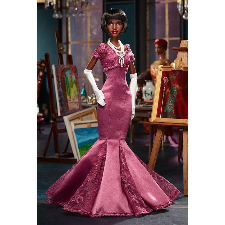 Коллекционная кукла Барби Selma DuPar James Barbie Doll