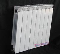 Биметаллический радиатор Алтермо ЛРБ 575*80*80 8 секций.