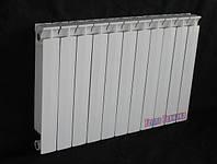 Биметаллический радиатор Алтермо ЛРБ 500*80 11 секций.