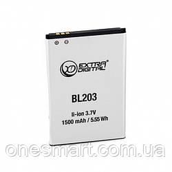 Аккумулятор для Lenovo BL203 (1500 mAh)
